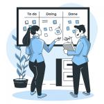 کانبان و نقش آن در مدیریت پروژه چابک