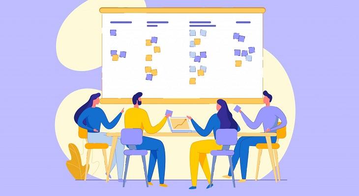 دفتر مدیریت پروژه چابک